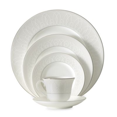 Waterford® Ballet Icing Pearl™ 5-Piece Place Setting