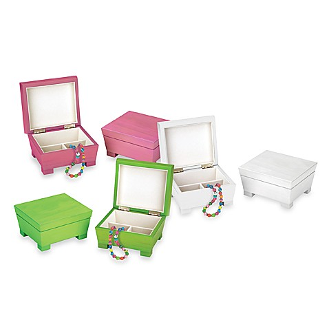 Reed and Barton®  Anna Jewelry Box