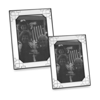 Reed and Barton® Chippendale Photo Frame
