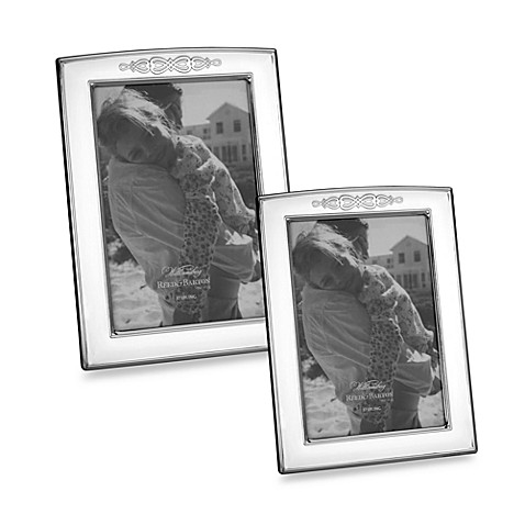Reed and Barton®  Hennell Photo Frame