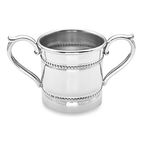 Reed & Barton®  2-Handle Pewter Cup
