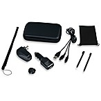 NintendoDS and DSi 9- in -1 Accecssory Kit in Black