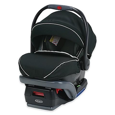 graco snugride snuglock 35 platinum xt infant car seat in tuscan black buybuy baby. Black Bedroom Furniture Sets. Home Design Ideas