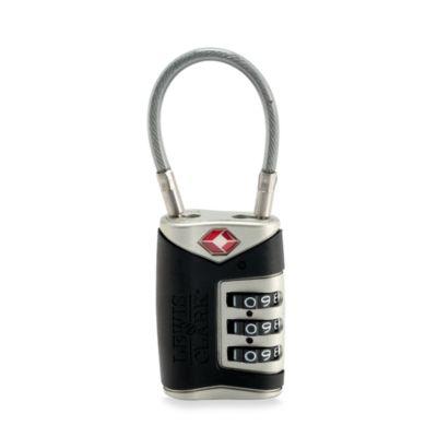 Lewis N' Clark® Cable Lock