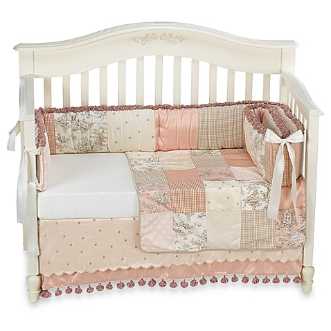 Madison 4 Piece Crib Bedding By Glenna Jean Buybuy Baby