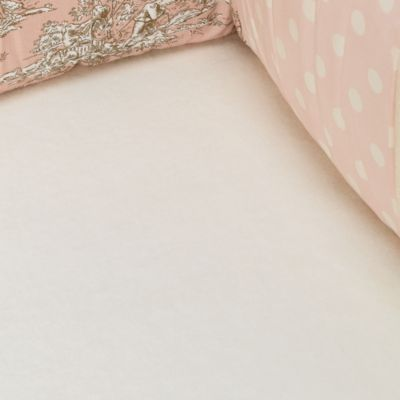 Glenna Jean Madison Fitted Crib Sheet