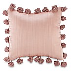 Glenna Jean Madison Pink Pom Pom Decorative Pillow