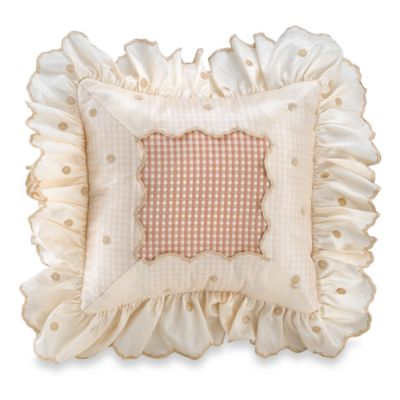 Glenna Jean Madison Dot Decorative Pillow