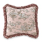 Glenna Jean Madison Toile Decorative Pillow