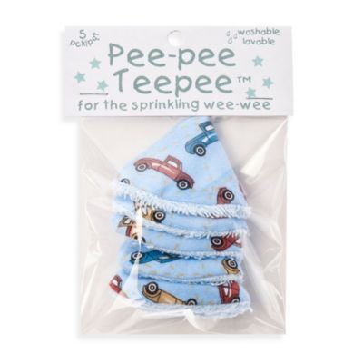beba bean 5-Pack Pee-Pee Teepee™ in Cars & Trucks