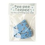 Baseball Pee-pee Teepee™ 5-Pack by Beba Bean