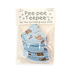 beba bean 5-Pack Pee-Pee Teepee™ in Fire Dog