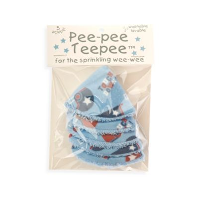 beba bean 5-Pack Pee-Pee Teepee™ in Football
