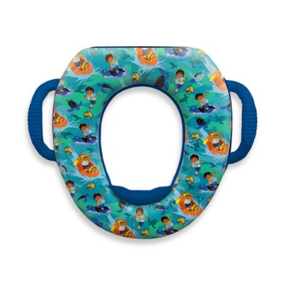 Ginsey Diego Soft Potty Seat