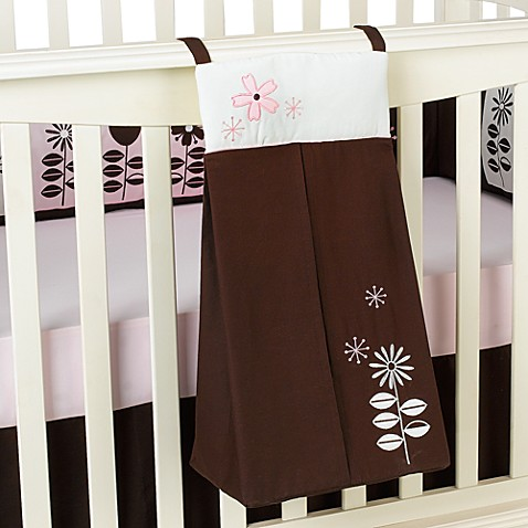 Lambs & Ivy® Flower Power Diaper Stacker