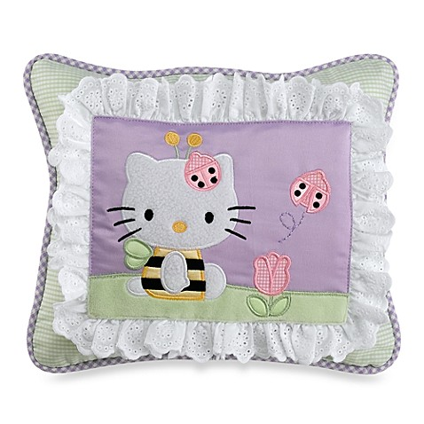 Lambs & Ivy Hello Kitty & Friends Decorative Pillow - Bed Bath & Beyond