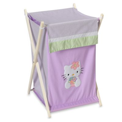 Hello Kitty Crib Fashion Bedding