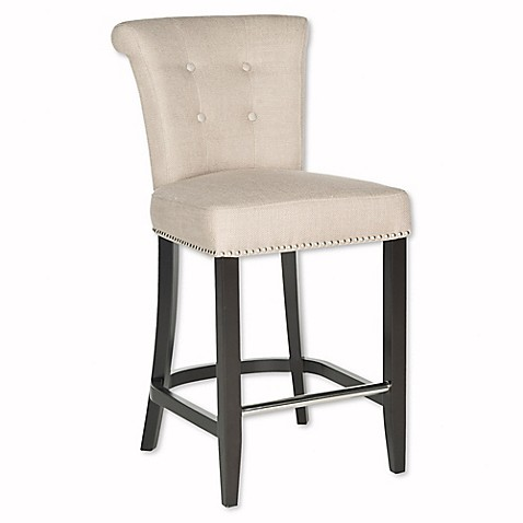 Buy Safavieh Addo Ring Counter Stool In Beige From Bed