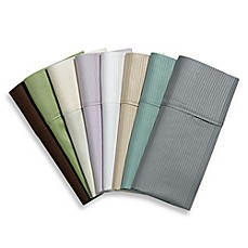 Eucalyptus Origins™ 100% Tencel® Lyocell 400-Thread-Count Striped Sheet Set