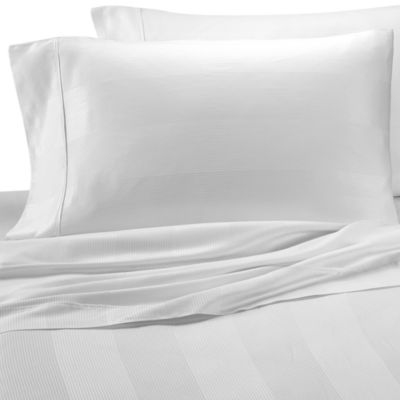 Euca-Lyptus Pillowcases (Set of 2) - King - White