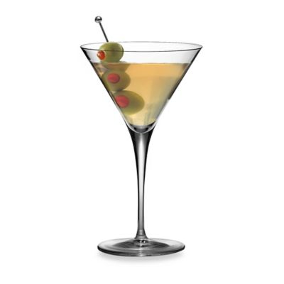 Luigi Bormioli Crescendo SON.hyx® 10 oz. Martini (Set of 4)