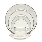 Noritake® Windsor Platinum Porcelain Dinnerware