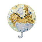 Safari Pendulum Clock