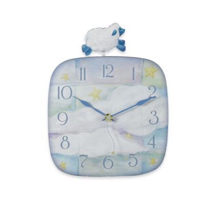 Counting Sheep Pendulum Clock