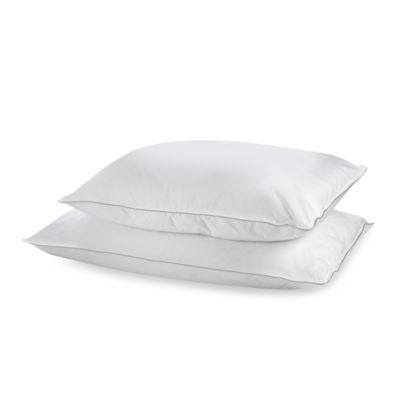 Stearns & Foster® Luxe Down Alternative 100% Egyptian Cotton Traditional Pillow