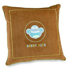 Bobby Jack® Going Dotty Square Toss Pillow