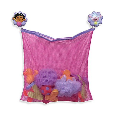 Ginsey Dora The Explorer Bath Toy Organizer