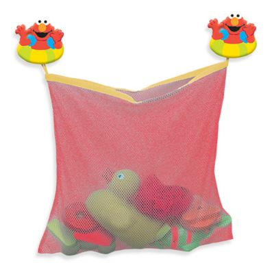 Bath Accessories > Ginsey Elmo Toy Organizer