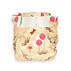 Bumkins® All-in-One Medium Cloth Diaper in Flutter Floral Diaper