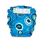 Bumkins® All-in-One Medium Cloth Diaper in Blue Fizz