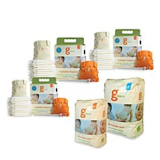 gDiapers Flushable Diaper Kits and Refill Packs