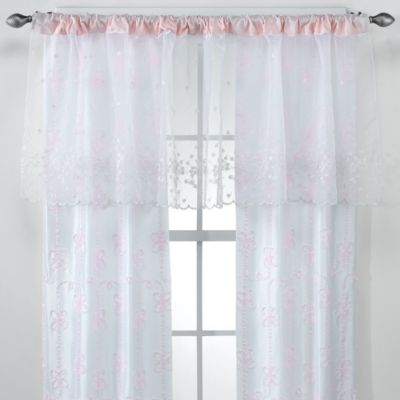 Little Diva Window Valance by Glenna Jean