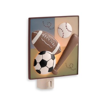 CoCaLo™ Baby Sports Fan Nightlight