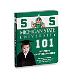 Michigan State 101 in My First Team Board Books™