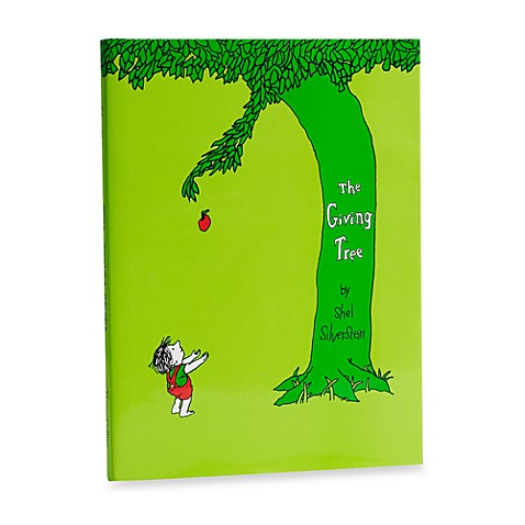 The Giving Tree Book by Shel Silverstein
