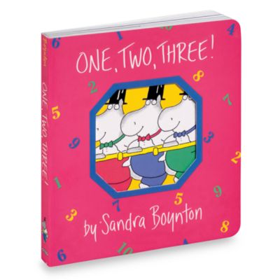 One, Two, Three! Boynton on Board Book