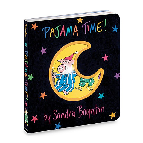 Pajama Time! Boynton on Board Book