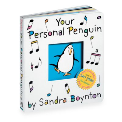 Your Personal Penguin Boynton on Board Book