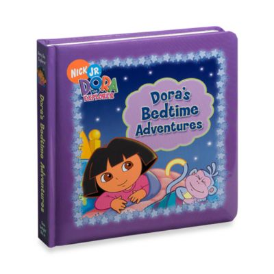 Dora's Bedtime Adventures Board Book