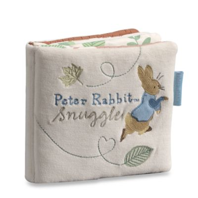 Peter Rabbit Snuggle: An Organic Rag Book