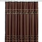 Croscill® Mosaic Tile Fabric Shower Curtain