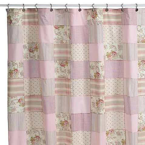 Country Fair 70 X 72 Fabric Shower Curtain