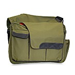 Diaper Dude® Eco Diaper Bag - Green