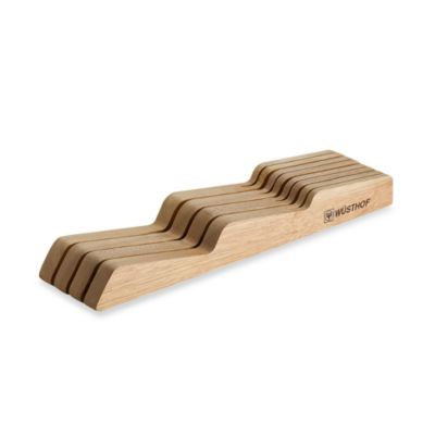 Wusthof® Natural Small In-Drawer Knife Organizer