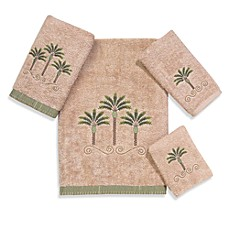 Avanti Premier Palm Beach Bath Towel Collection in Linen