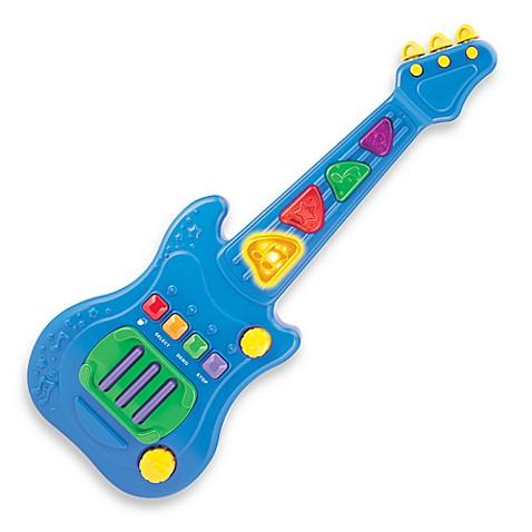 rockin riffs electric guitar by international plaything bed bath beyond. Black Bedroom Furniture Sets. Home Design Ideas